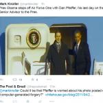 Senior Obama Adviser Completes Last Day