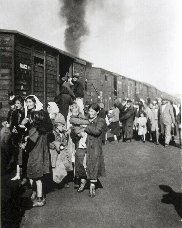 From Roe vs. Wade to the Ovens of Treblinka (RR)