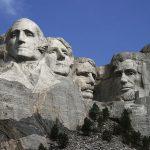Sayonara, Mt. Rushmore
