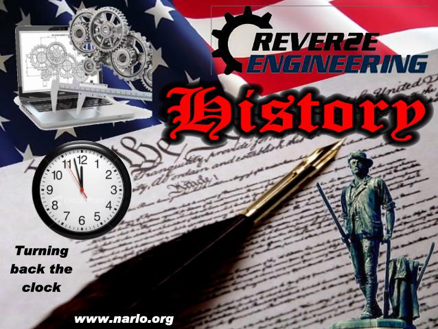 Just How Are You Going To Reverse Engineer History?