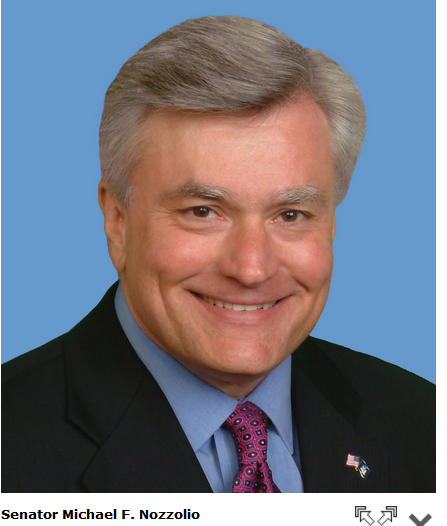 Senator Nozzolio Leads the Charge pb