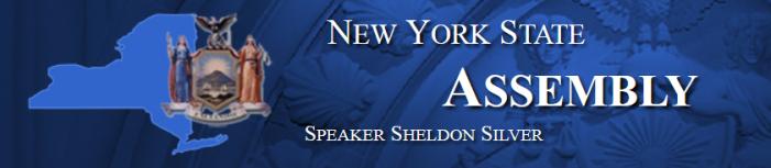 Report:  New York State Legislature, Step 1 of 2