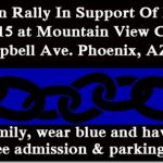 Pro-Law Enforcement Rally Update for Phoenix pb