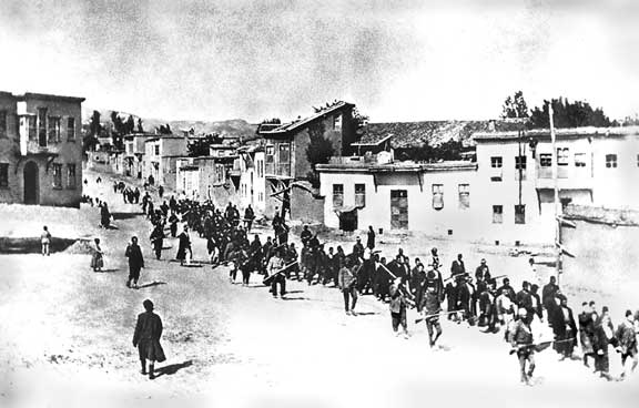 Middle Eastern Genocide Returns, 100 Years Later