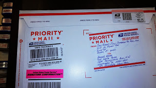 CRJ Priority Mail