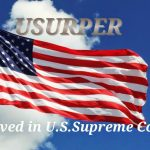 Obama Served in Supreme Court of the United States as a USURPER While Visiting Utah