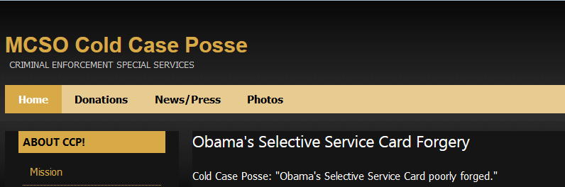 Cold Case Posse screenshot