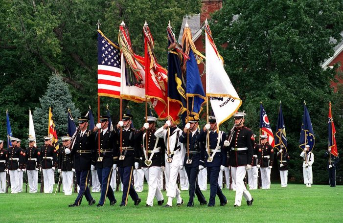 Military Lowering Standards?