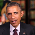 Obama Issues Passover/Easter Message Disparaging Anti-Semitism