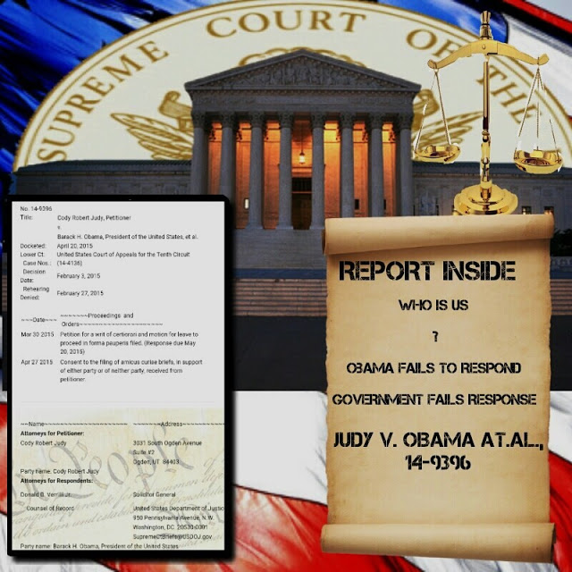 Breaking News:  Obama and Government Default U.S. Supreme Court's Order