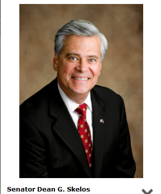 New York State Senate Leader Dean Skelos Arrested; Watch the Slime Slither