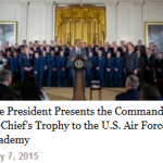 """""""Combat Effectiveness"""" Being Degraded by Obama's Policies"""