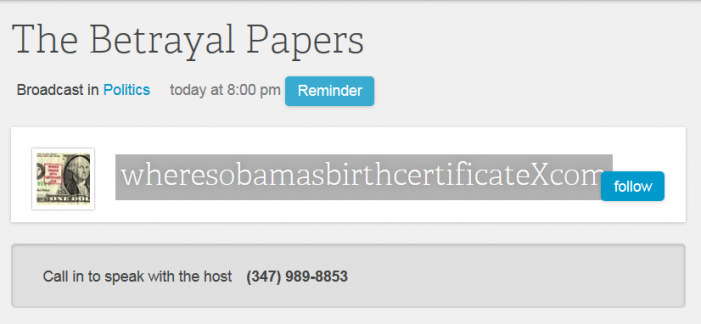 "Andrea Shea King to Host Panel Discussion of ""The Betrayal Papers"" on Friday"