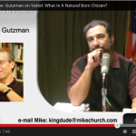 CDR Kerchner (Ret) Responds to Professor Gutzman's Dodgy Comments About Vattel