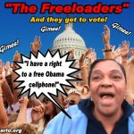 Just How Are You Going To Overcome The Freeloader's Vote?