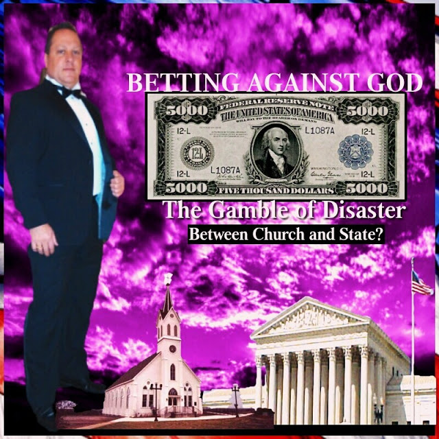 Betting Against God – The Gamble of Disaster