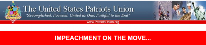 Impeachment on the Move…Act Now!