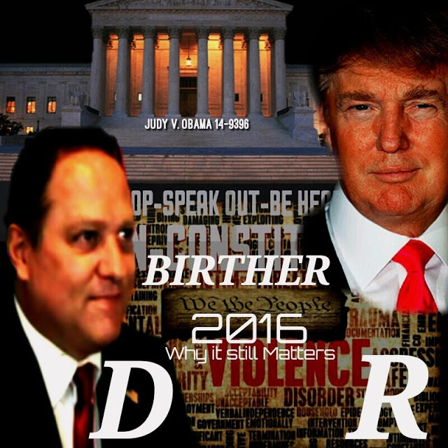 Birther:  Republican/Democrat and Why It Matters in 2016
