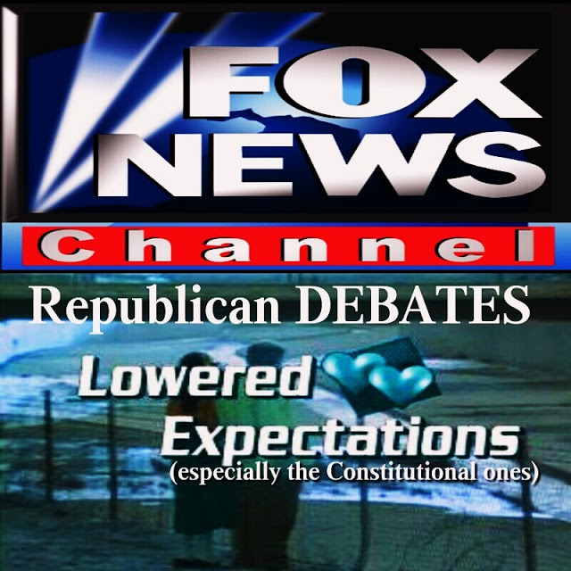 Fox News Debates Lowering Expectations