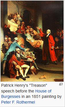 No Price for Treason