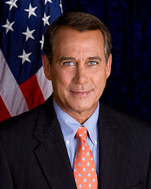 Breaking Reports: Speaker of the House John Boehner to Resign at the End of October