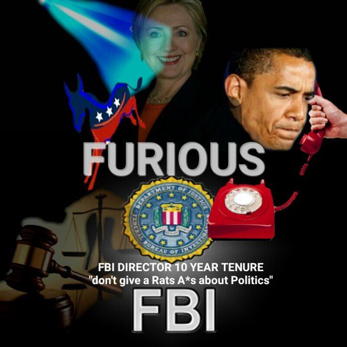 FBI Furious