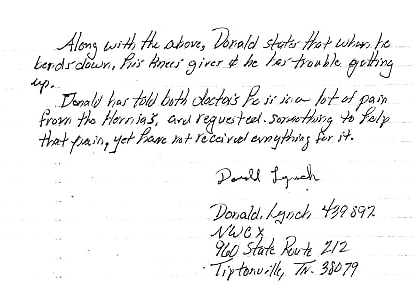 Donald Lynch p2 para
