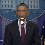 Obama Calls for Stricter Gun Laws While Allowing Terrorist Abettors into the U.S., Granting Asylum