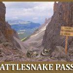 Rattlesnake Pass