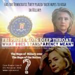 FBI Probe Goes Deep Throat