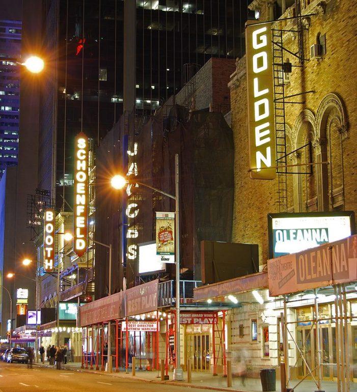 A Trip to Broadway (RR)