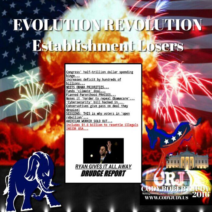 Evolution Revolution