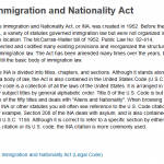 Public Law 414 – June 27, 1952