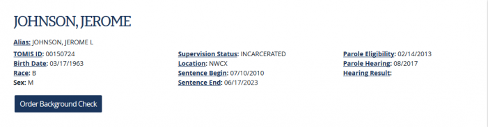 Inmate Reports Intimidation, Harassment, and Retaliation