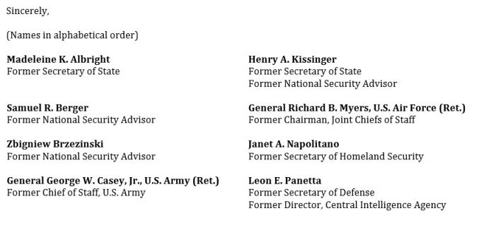 Politicians Ask Congress Including Cong. Ron DeSantis Lcdr-USNR, (JAGC) to Back Off Refugee Legislation