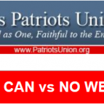 Yes We Can vs. No We Can't!
