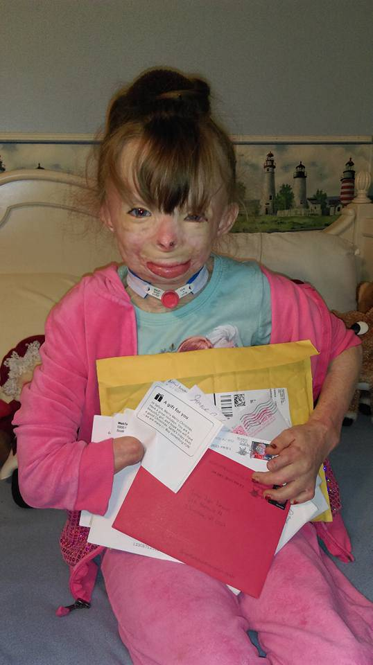 Christmas Cards for Safyre
