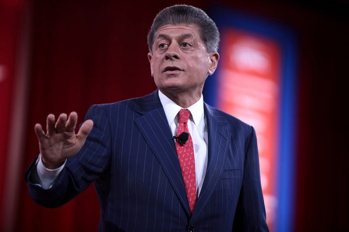"Judge Andrew Napolitano: Obama's Eligibility Not Important Because He's ""in the Last Year of His Presidency"""