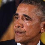 Obama Wept!