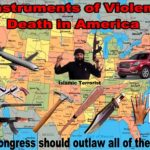 We Must Outlaw Knives, Baseball Bats and Cars!