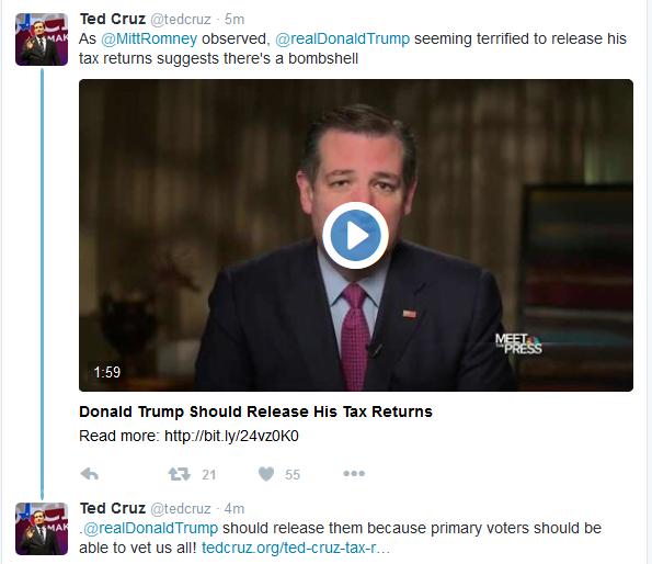 Cruz tweets 02-28-16