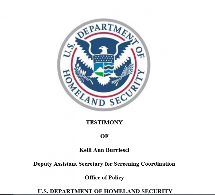 Cong. Ron DeSantis Questions DHS On Its Failure to Pursue And Evict Nearly 500,000 Visa Overstays in 2015