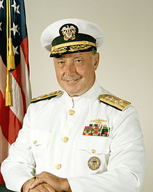 "Passing of Admiral James ""Ace"" Lyons, USNA '52, USN (Ret)"
