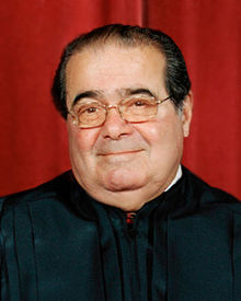 U.S. Supreme Court Associate Justice Antonin Scalia Has Passed Away