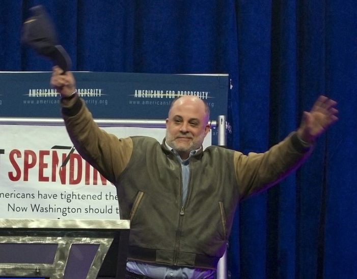 The Not So Great Mark Levin