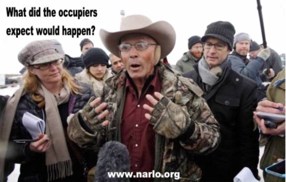 The Futility of the Oregon Armed Standoff