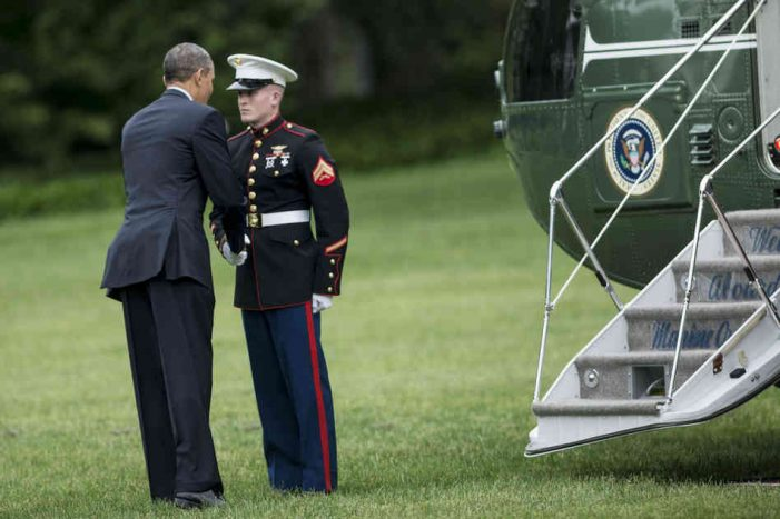 "Obama Continues to Degrade the ""Combat Effectiveness"" of the US Armed Forces"