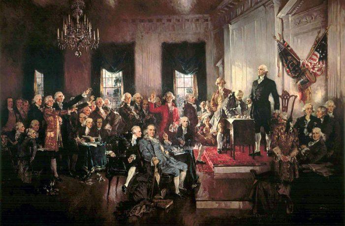 Constitution Class, 2/27/16