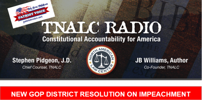 TNALC Radio Live at 5:00 p.m. ET Tonight!