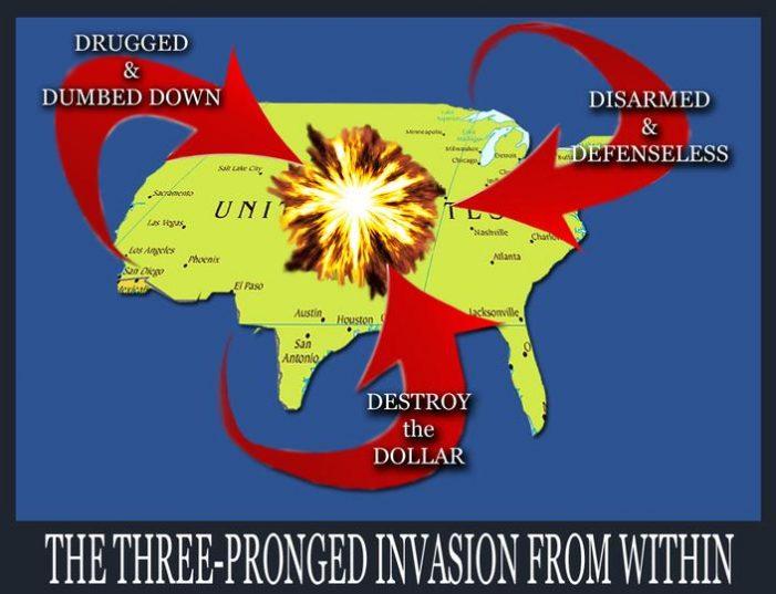 The Three-Pronged Attack